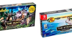Cabela's The Hunt e Bass Pro Shops The Strike – Disponibili su Nintendo Switch