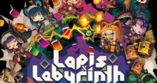 Lapis X Labyrinth in arrivo per Playstation 4 e Nintendo Switch nel 2019