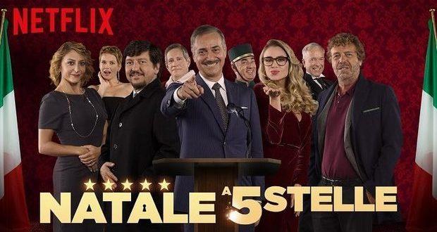 Natale a 5 stelle: recensione dell'ultimo film dei Vanzina da oggi su Netflix