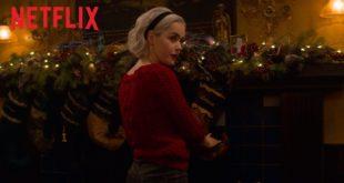 Le terrificanti avventure di Sabrina: Un racconto di mezzo inverno – Ecco il trailer