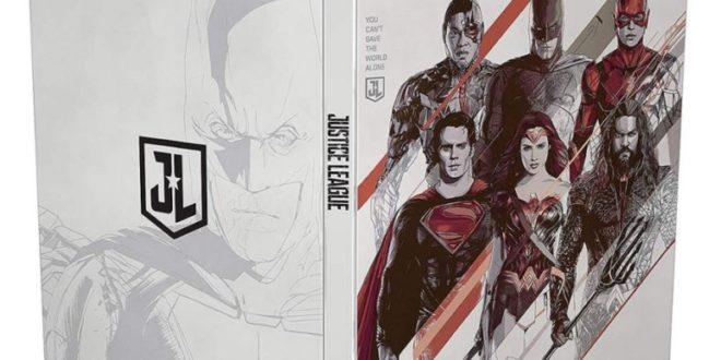 """Dal 29 Dicembre disponibili 4 steelbook dell'universo """"comics"""" realizzate da Mondo"""