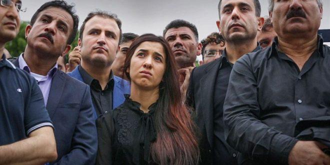 Sulle sue spalle – Un premio Nobel per la pace a difesa della storia del popolo yazidi