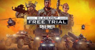 Call of Duty: Black Ops 4 – Prova gratuita di Blackout da giovedì 17 gennaio