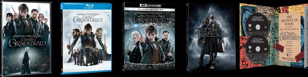 crimini-di-grindelwald-home-video-marzo-pack