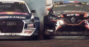 DiRT Rally 2.0  i contenuti della Fia World Rallycross Championship nel nuovo trailer