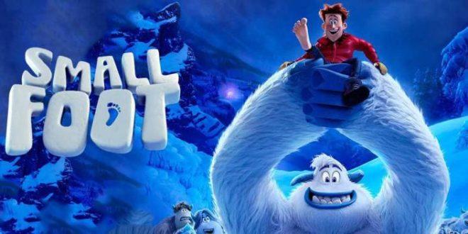 Smallfoot – Il Mio Amico delle Nevi – Il film d'animazione in DVD e Blu-ray dal 24 gennaio