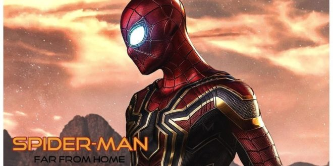 Spider-Man: Far From Home – Online il teaser trailer con Jake Gyllenhaal nei panni di Mysterio