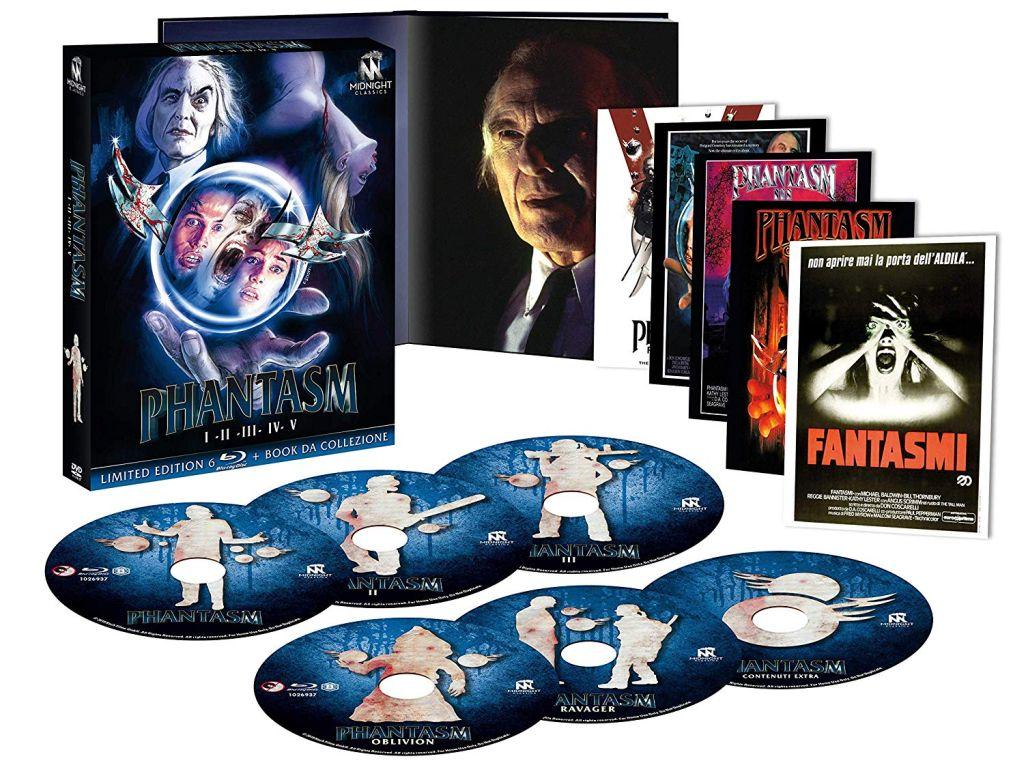 Phantasm-La-Pentalogia-Completa-Midnight-Classics-pack