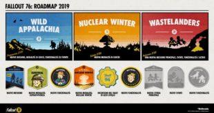 Fallout 76 – Uno sguardo al Roadmap per il 2019