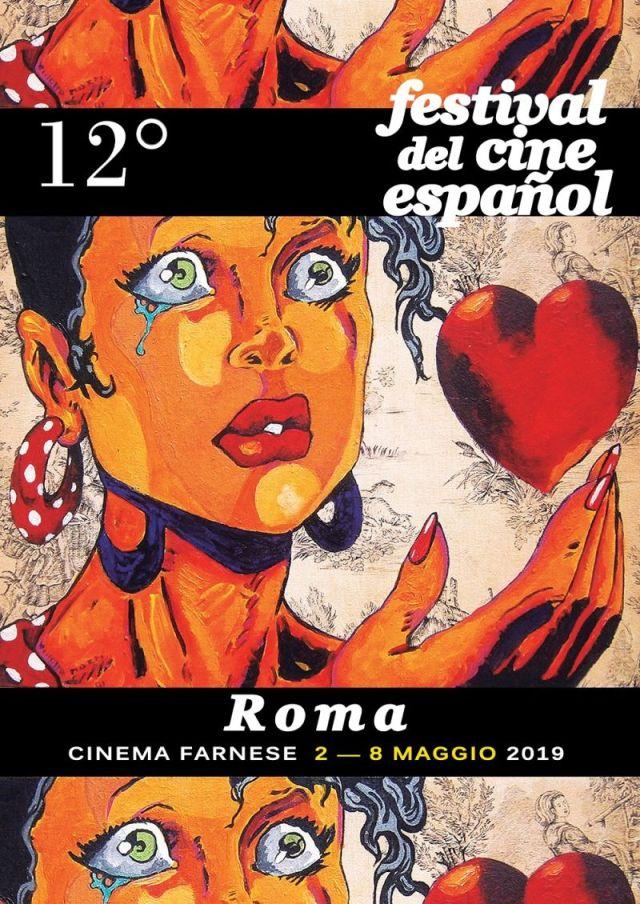 locandina CinemaSpagna 2019 2