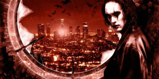 Racconti di Cinema – Il corvo (The Crow) di Alex Proyas con Brandon Lee
