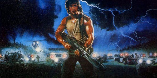 Racconti di Cinema – Rambo di Ted Kotcheff con Sylvester Stallone