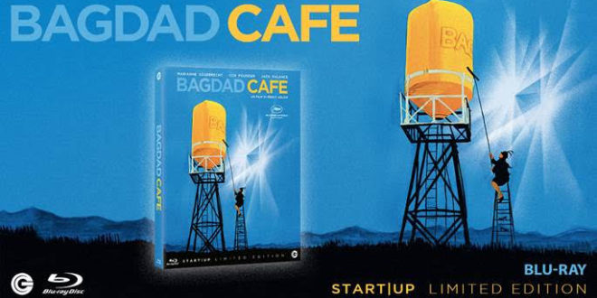 Bagdad Cafè per la prima volta in Bluray con CG Entertainment e il tuo aiuto!