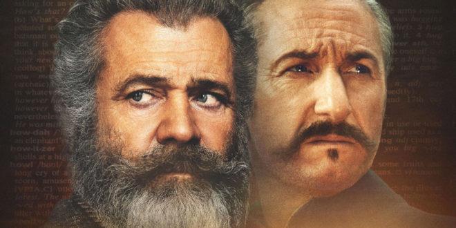 Il professore e il pazzo – Un'incredibile amicizia con protagonisti Mel Gibson e Sean Penn