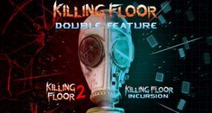 Killing Floor: Double Feature in arrivo il 21 maggio 2019