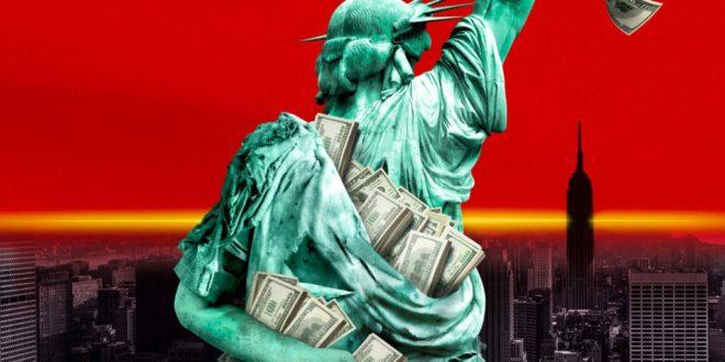 La Caduta dell'Impero Americano – Una trilogia satirica lunga trent'anni
