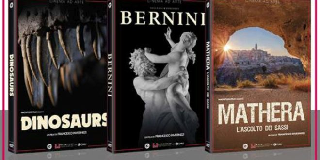 CINEMA AD ARTE – Uno sguardo ravvicinato all'Arte in HD di CG Entertainment e Magnitudo Film – Recensione Bluray