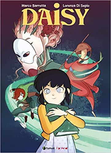daisy-graphic-novel-pack