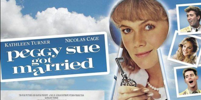 Racconti di Cinema – Peggy Sue si è sposata di Francis Ford Coppola con Kathleen Turner e Nicolas Cage