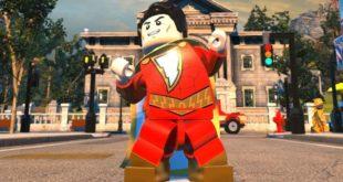Disponibili i Pacchetti Livello 1 e 2 ispirati a SHAZAM! di LEGO DC Super Villains