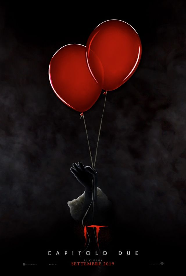 IT CAPITOLO DUE - Teaser Poster