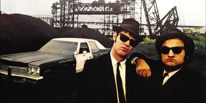 Racconti di Cinema – The Blues Brothers di John Landis con John Belushi e Dan Aykroyd