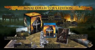 Kingdom Come Deliverance – Annunciata la Royal Collector's Edition