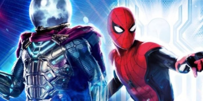 Spider-man: Far From Home ora in DVD, Blu-ray, 4k Ultra HD, Digital HD