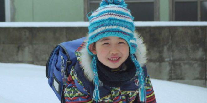 Takara – La notte che ho nuotato – La magia del Giappone tra la neve, il silenzio e la semplicità