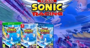 Team Sonic Racing – Finalmente disponibile su Console e PC