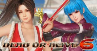 Mai Shiranui e Kula Diamond arrivano in DEAD OR ALIVE 6