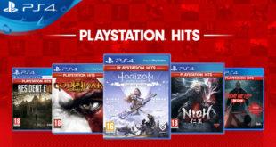PlayStation Hits – Nuovi titoli aggiunti nella line-up