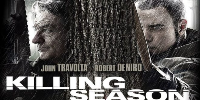 Racconti di Cinema – Killing Season di Mark Steven Johnson con Robert De Niro e John Travolta