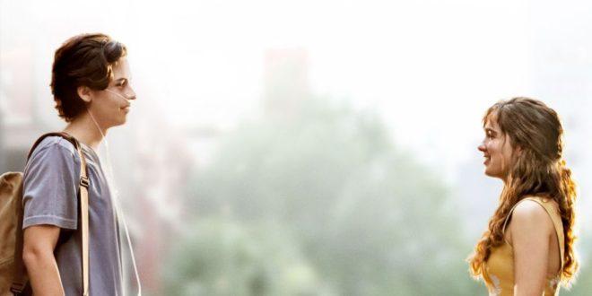 A Un Metro Da Te – Recensione del Bluray del film che racconta con il giusto garbo la fibrosi cistica