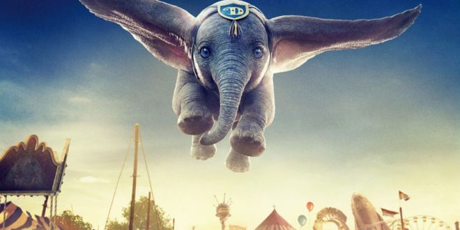 Dumbo – Da oggi in DVD e Bluray l'ottimo remake di Tim Burton