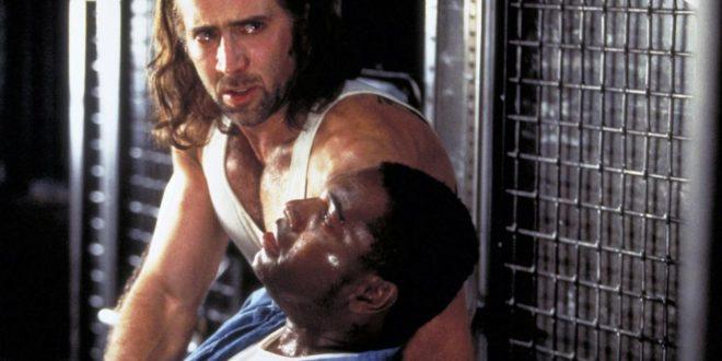 Racconti di Cinema – Con Air di Simon West con Nicolas Cage, John Malkovich e John Cusack