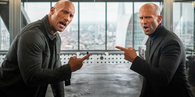 Fast & Furious – Hobbs & Shaw – In DVD, Bluray e 4K a dicembre