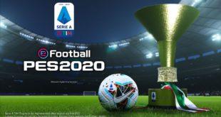 Konami conferma che la licenza della Serie A sarà inclusa in eFootball PES 2020