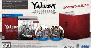 Yakuza Remastered Collection – Annunciata la collezione per PS4