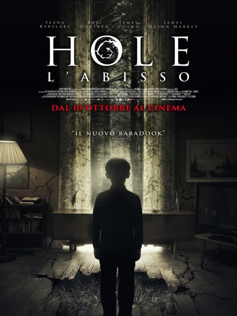 Hole - L'Abisso - Poster Ufficiale Italiano