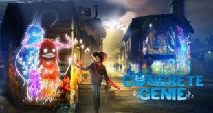 Concrete Genie: Disponibile in esclusiva su PS4