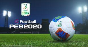 eFootball PES 2020 – Con l'aggiornamento arriva la Serie B