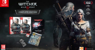 The Witcher 3 ora disponibile su Nintendo Switch! Guarda il nuovo trailer!