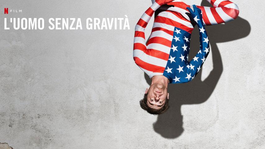 """""""L'uomo senza gravità"""" dal 21 ottobre al cinema"""