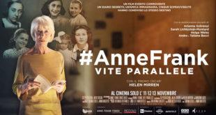 #annefrank-vite-parallele-recensione-film-copertina