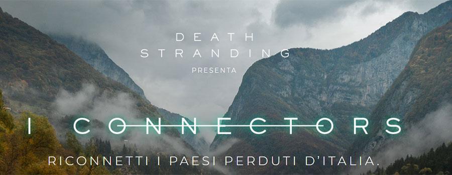 i-connectors-iniziativa-death-stranding-copertina