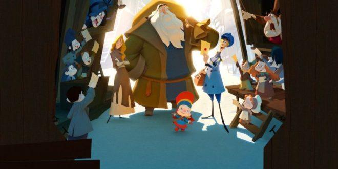 Klaus – I segreti del Natale – Netflix e Sergio Pablos ci regalano il film d'animazione del Natale 2019
