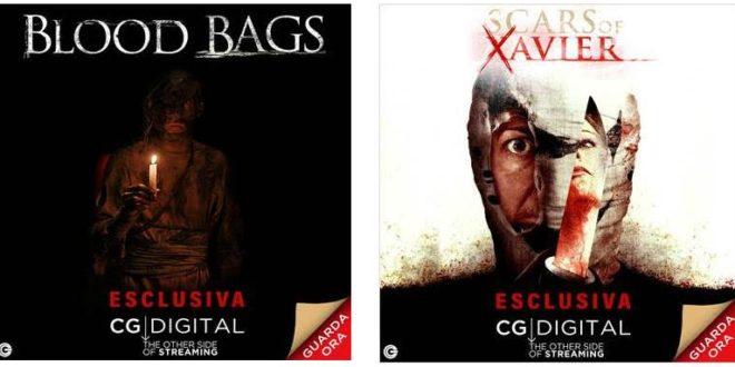 Scars of Xavier e Blood Bags in esclusiva su CG DIGITAL