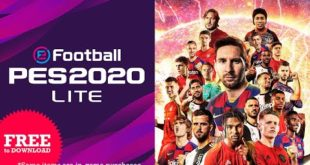 eFootball PES 2020 LITE – Ora disponibile!