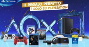 PlayStation – Tutte le offerte di Natale 2019